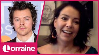 Harry Styles&#39 Mum Reveals He Has Always Loved Dressing Up &amp Experimenting With Clothes  Lorraine