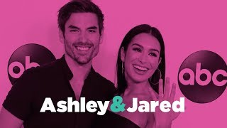 Ashley Iaconetti and Jared Haibon on having the 'most healthy relationship' in Bachelor history