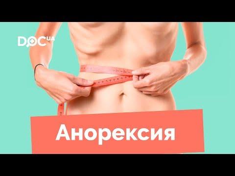 Анорексия: причины анорексии, диагностика анорексии, лечение анорексии