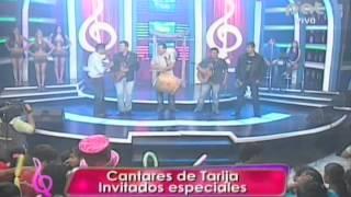 Grupo Cantares de Tarija en Que Siga La Letra @ PAT Bolivia