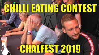 Chilli Eating Contest - CHALFEST 2019
