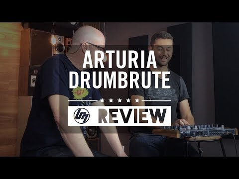 Arturia Drumbrute Analogue Drum Synthesiser   Better Music
