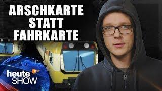 Arschkarte statt Fahrkarte! No Fun Facts mit Nico Semsrott