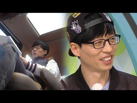 Decent man Yoo Jae Suk, boring hidden cameras 《Running Man》런닝맨 EP423