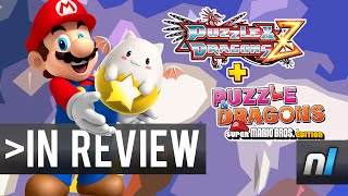 Puzzle & Dragons Z + Puzzle & Dragons: Super Mario Edition in Review