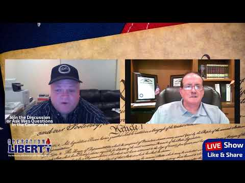 Operation Liberty for Kentucky & America with C.Wesley Morgan