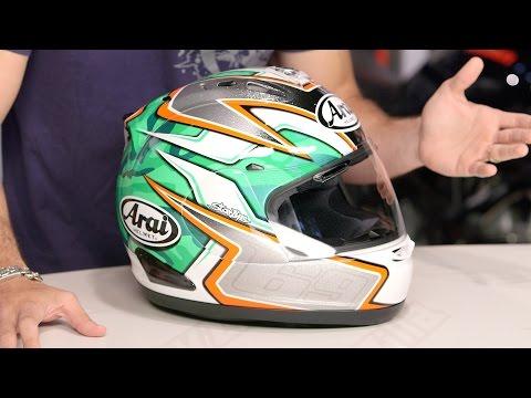 Arai Corsair V Nicky 5 Helmet Review at RevZilla.com