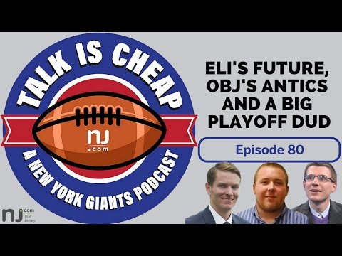 Thumbnail: Odell Beckham Jr. and Giants lay an egg in playoffs