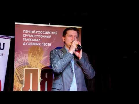 """""""My way"""".  Поет депутат Олег Лихачев."""