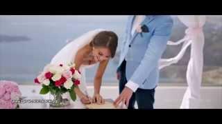 Свадьба в Греции - Агентство www.ДАРИ-ПОСТУПОК.рф(, 2015-08-12T14:17:33.000Z)