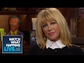 watch he video of Suzanne Somers Dishes on Barry Manilow's Wedding | WWHL