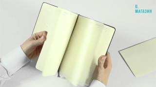 Обзор ежедневника молескин Moleskine Daily Planner Notebook