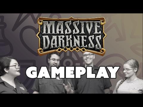 Massive Darkness Gameplay