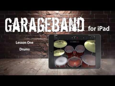 Composition Lesson for Garageband