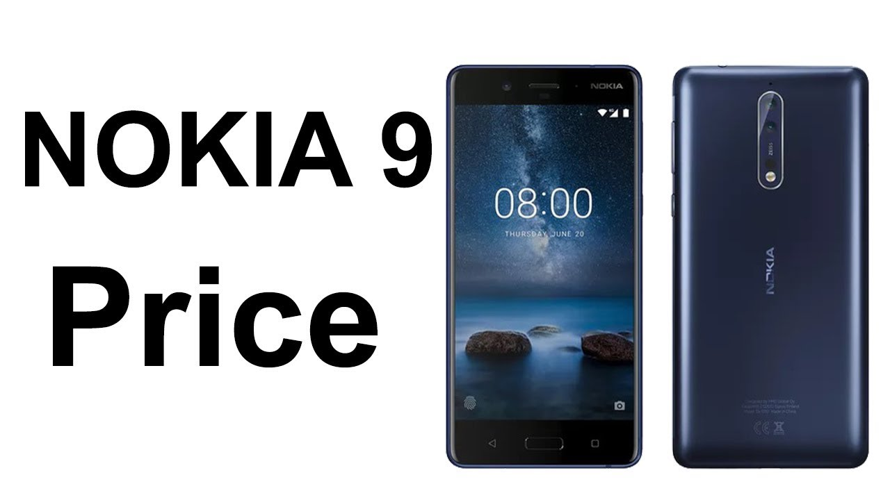 Nokia 9 Price in Dubai 2017