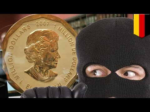 Thumbnail: Daring robbery: Rare gold coin worth millions stolen from Berlin's Bode Museum - TomoNews