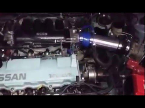 Nissan Sentra 12 Valvulas con Inyección de Nissan Sentra B13