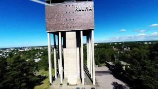 MUN RAUMA -Ilmakuvausvideo Otos 3 - Vesitorni teaser