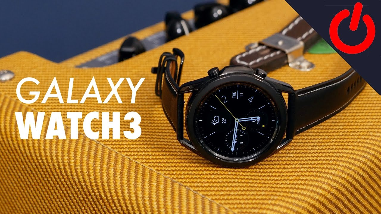 Samsung Galaxy Watch 3: Unboxing, setup and initial review - Pocket-lint