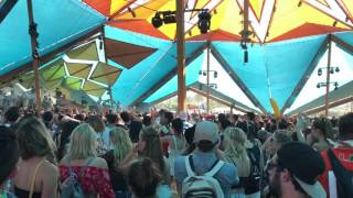 Bearson at Do Lab Stage Coachella 2017