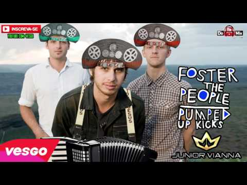Foster the People Pumped Up Kicks VERSÃO FORRÓ