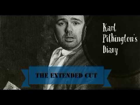 The Complete Diary of Karl Pilkington (A compilation w/ Ricky Gervais & Steve Merchant) Extended Cut