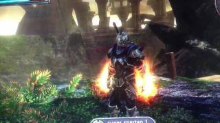 Repeat youtube video Kingdoms of amalur reckoning:how to level up fast and get good loot MUST WATCH