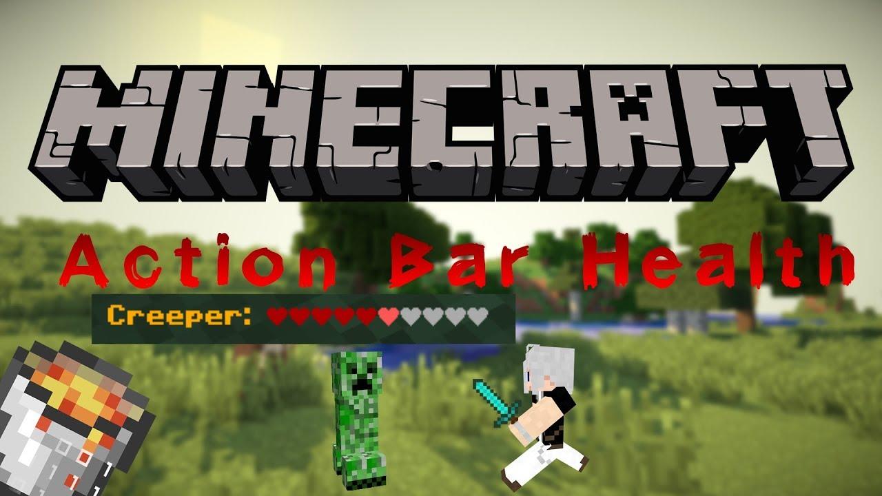 Action Bar Health | SpigotMC - High Performance Minecraft