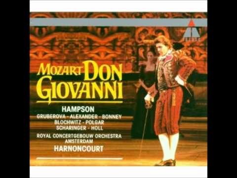 "Mozart  :  Don  Giovanni ""Don  Giovanni, a cenar   teco..."" (Final)"