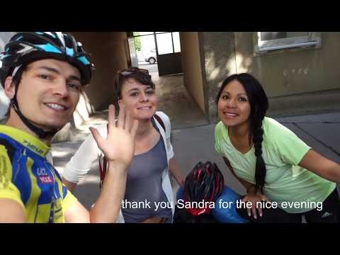 Danube cycling tour through Austria Slovakia Hungary Linz Vienna Bratislava Budapest 2017