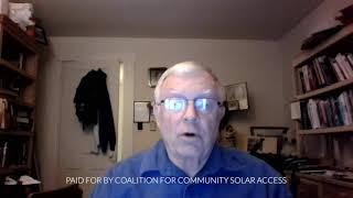 Video Series: Pennsylvanians Want Community Solar: Tom Reitz