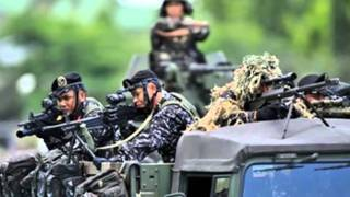 Night Crawler Elite Forces in the Philippines