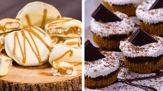 10 Dessert Recipes for Peanut Butter Lovers | Delicious Desserts by So Yummy