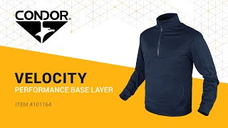 Condor Velocity Performance Base Layer