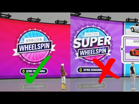 DON'T BUY SUPER WHEELSPINS! | Wheelspin Opening Ep. 2 | Forza Horizon 4