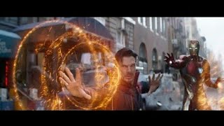 Avengers Infinity War Movie SUPERHEROES all Fight Scene Compilation