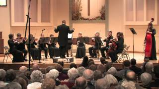 Tabor Symphonic Orchestra 2011 Thanksgiving Concert---Four Royal Dances by Eric Ewazen