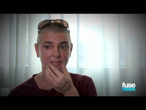 "Sinead O'Connor on Miley Cyrus Tweets & ""American Kindness"" Tour"