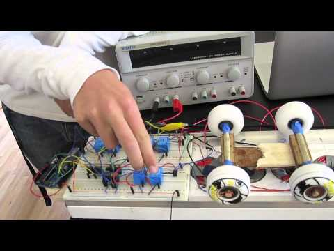 George's Induction Motor Final Video