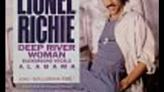 Lionel Richie & Alabama - Deep River Woman