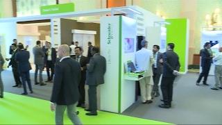 أخبار حصرية - افتتاح الدورة الخامسة والمعرض المصاحب لقمة الإبتكار 2017 في #دبي