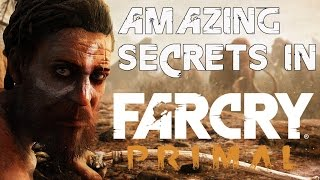 15 Amazing Secrets And Attention To Detail In Far Cry Primal