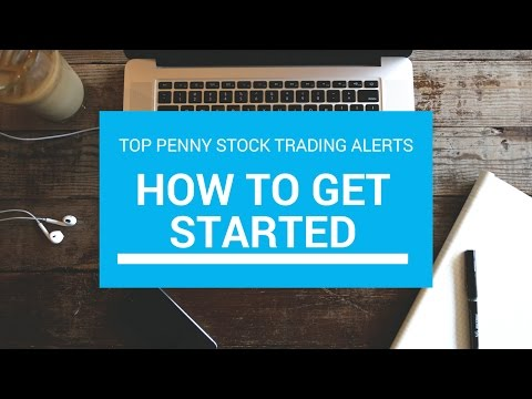 Top Trading Alerts for Penny Stocks  - How to Get Started Now For Beginners!