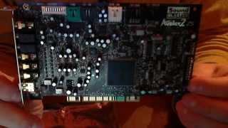 SoundBlaster Audigy 2 ZS