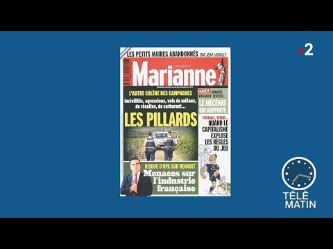 Revue de presse du 27/11