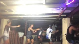 Mate Ma'a Tonga dance rehearsal