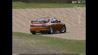 Drifting Crash Compilation- LFS