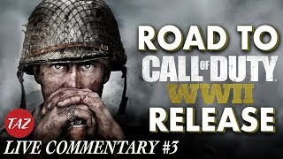 ROAD TO WWII RELEASE #3 | Call of Duty: WWII