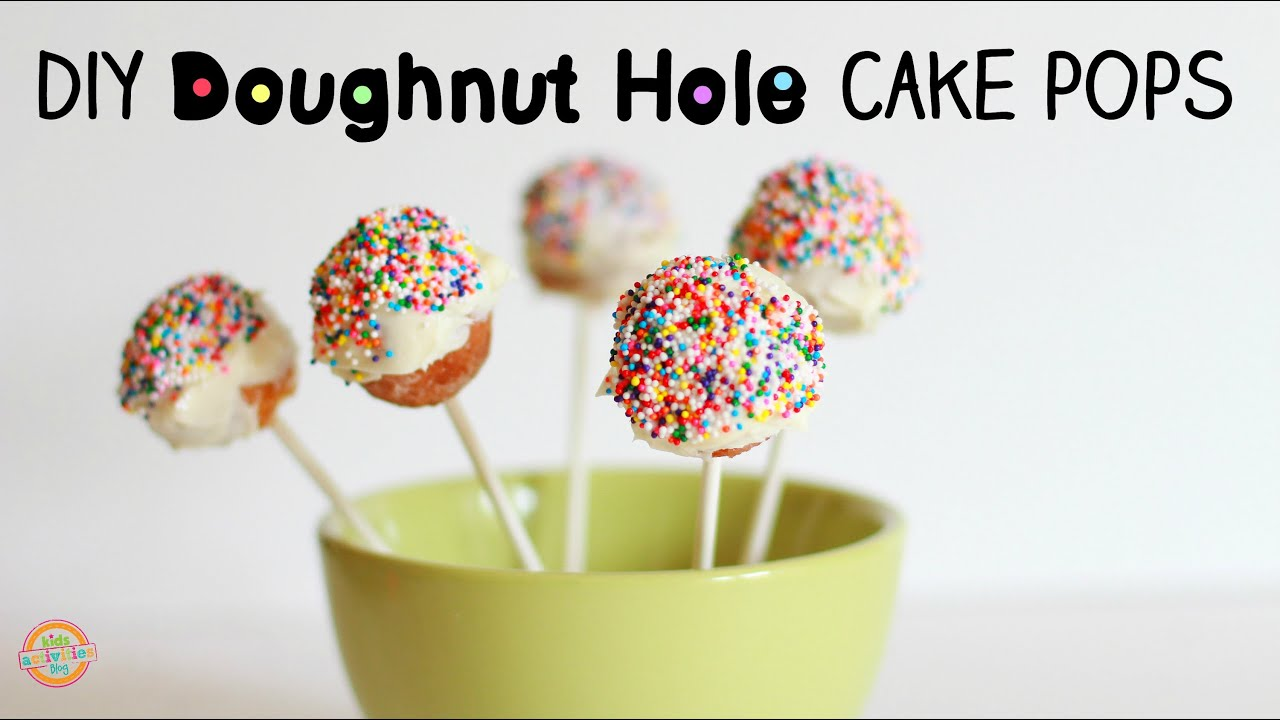 Easy Donut Cake