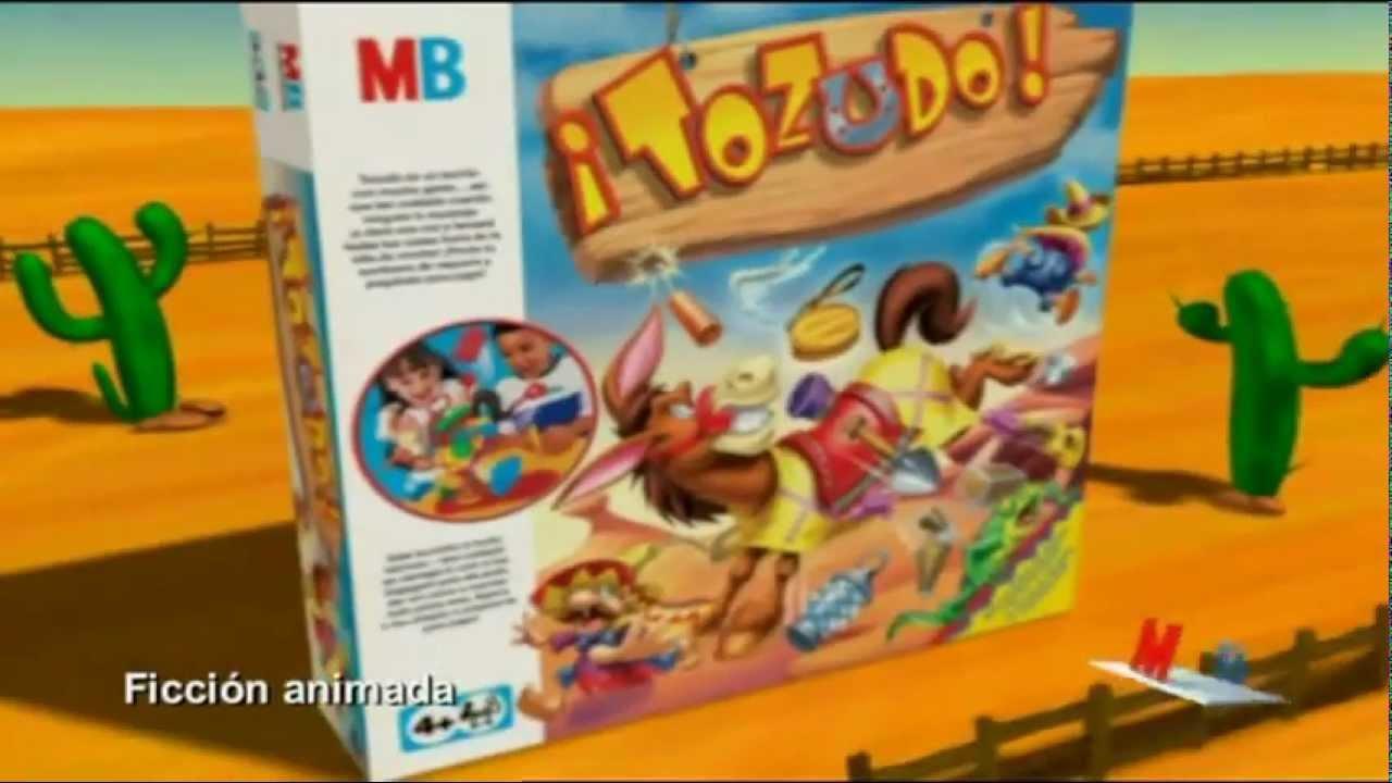 Burro Tozudo Mb Hasbro Anuncio Www Puppentoys Com Youtube